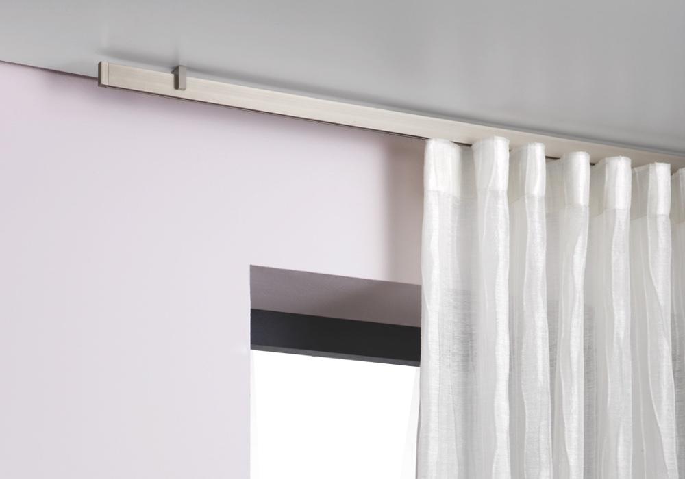 gardinenschiene decke 28 images gardinenstange an. Black Bedroom Furniture Sets. Home Design Ideas