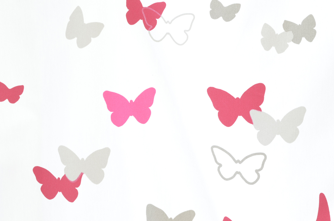 Stoff Sweet Butterfly 4306-4306-11 von Indes