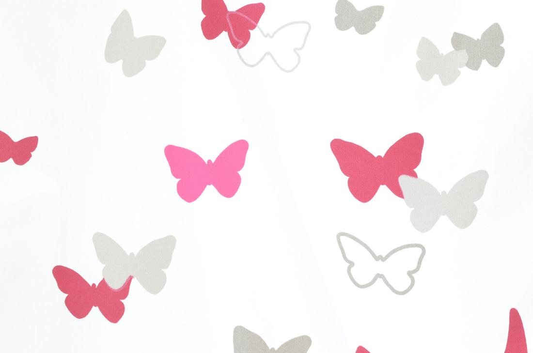 Indes Sweet Butterfly 4306-4306-11: Stoff für Vorhänge und Gardinen ...