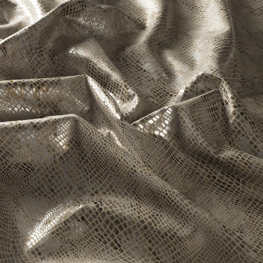 chivasso croco challenge ca1105 020 stoff f r vorh nge und gardinen nach ma. Black Bedroom Furniture Sets. Home Design Ideas