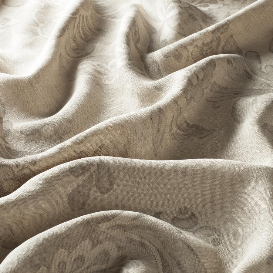 chivasso clover ch2545 070 stoff f r vorh nge und gardinen nach ma. Black Bedroom Furniture Sets. Home Design Ideas