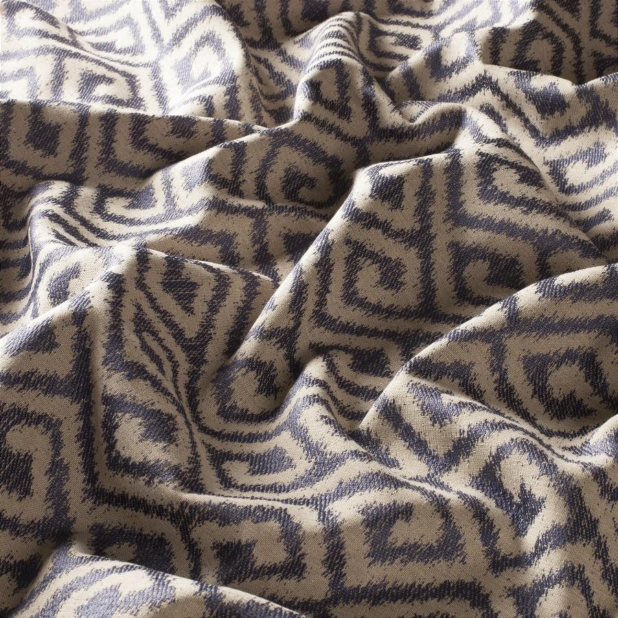 chivasso rhythm ch2753 050 stoff f r vorh nge und. Black Bedroom Furniture Sets. Home Design Ideas