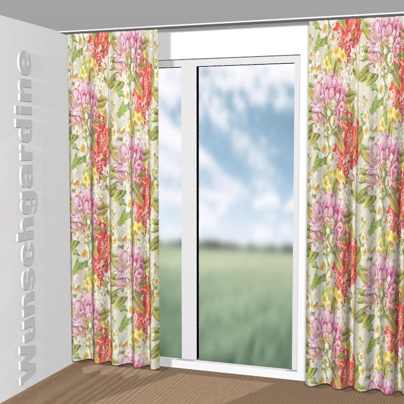 jab anstoetz botany 1 8822 060 stoff f r vorh nge und gardinen nach ma. Black Bedroom Furniture Sets. Home Design Ideas