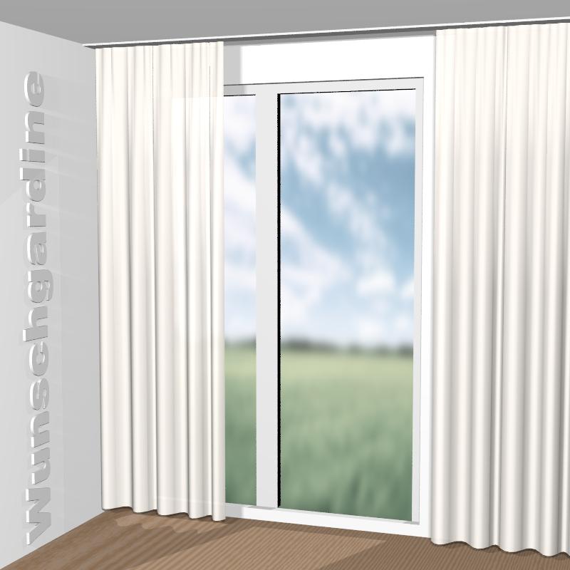 Chivasso Wind CA7967/070: Stoff für Vorhänge und Gardinen nach Maß