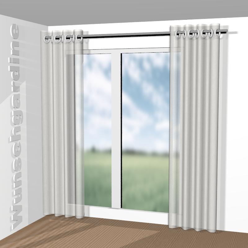 JAB Anstoetz Agora 1-6632-090: Stoff für Vorhänge und Gardinen nach Maß