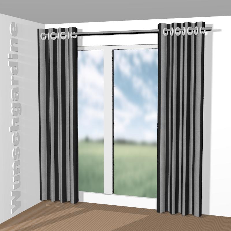 jab anstoetz pancras 1 2907 192 stoff f r vorh nge und gardinen nach ma. Black Bedroom Furniture Sets. Home Design Ideas