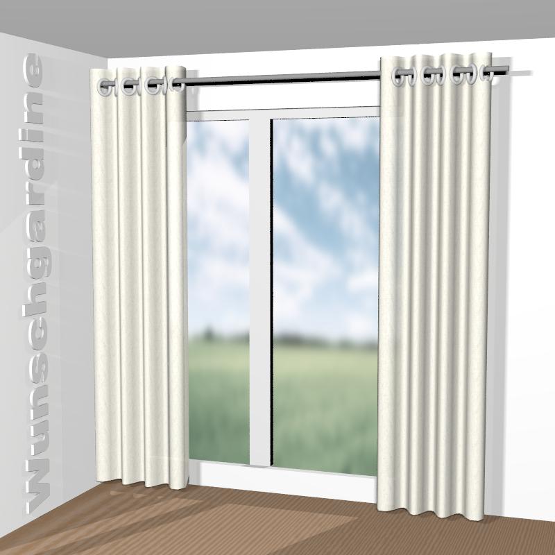 JAB Anstoetz Sora 9-7235-170: Stoff für Vorhänge und Gardinen nach Maß