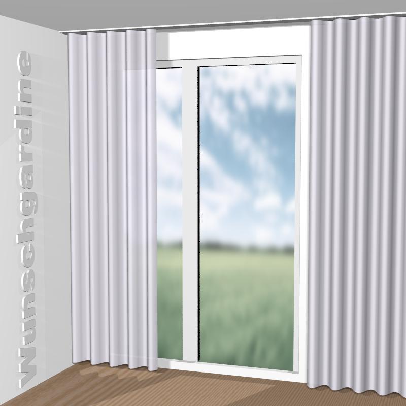 JAB Anstoetz Jill 1-6593-090: Stoff für Vorhänge und Gardinen nach Maß
