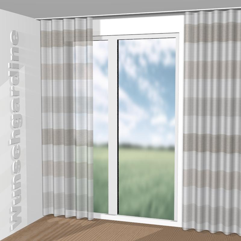 Gardisette Life 8-4899-070: Stoff für Vorhänge und Gardinen ...