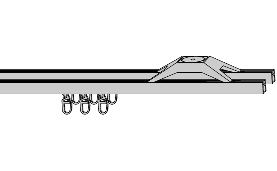 interstil quantum 1 in farbe 79 aluminium ma genau konfigurieren und bestellen. Black Bedroom Furniture Sets. Home Design Ideas