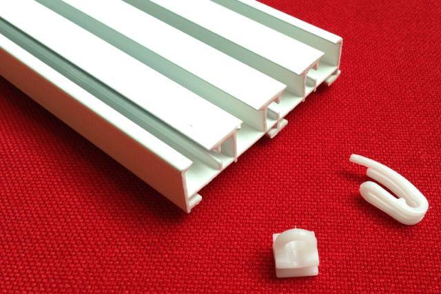 flache aluminiumschiene. Black Bedroom Furniture Sets. Home Design Ideas